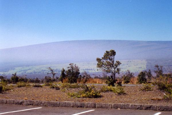 Mauna Loa The largest Shield Volcano in the world