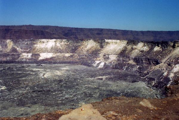 Halemaumau Crater Panorama Right