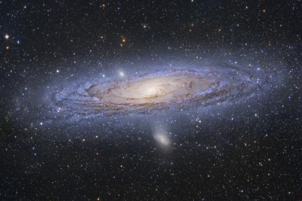 M31 - Andromeda Galaxy Our nearest galactic neighbor