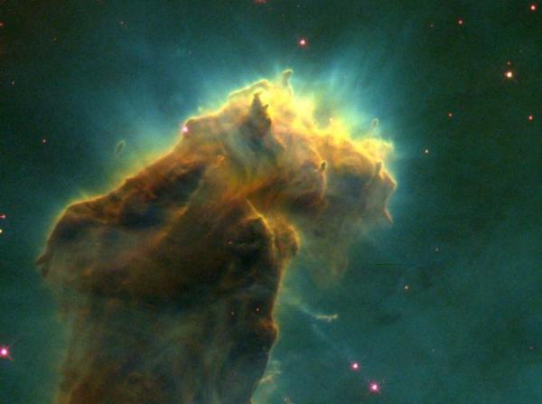 Eagle Nebula (Close Up)