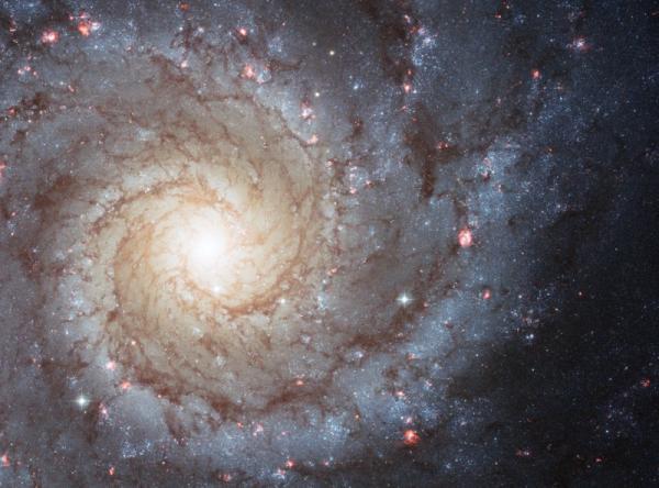 M74 - Spiral Galaxy