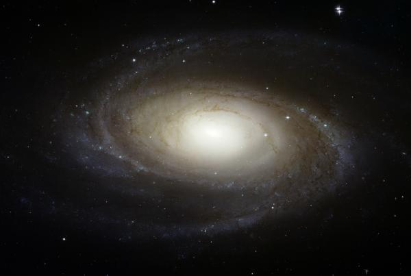 M81 - Bright Spiral Galaxy
