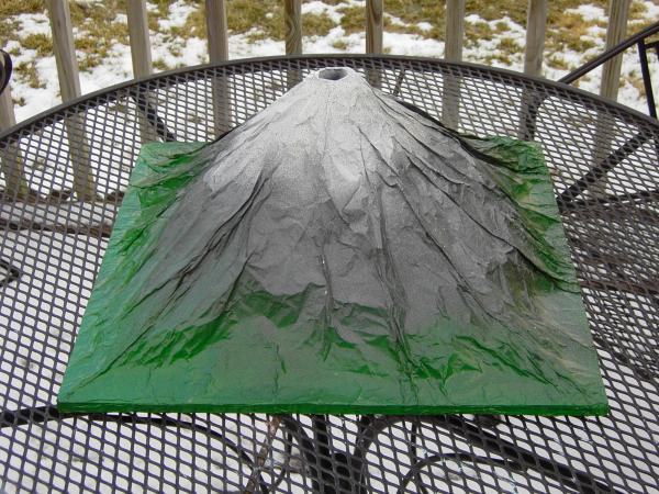 Elementary School Volcano Projects - Gallery - Science Forums
