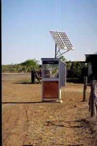 Solar Power Phone