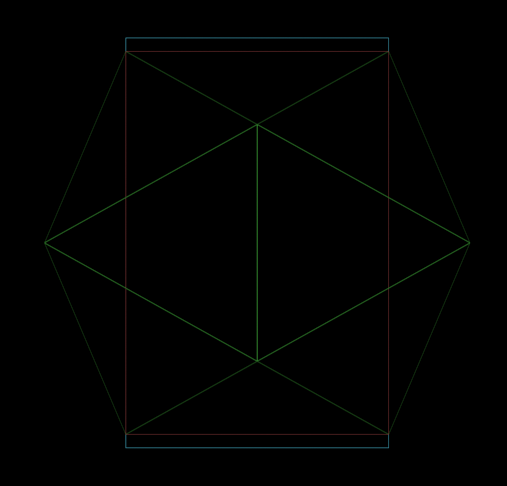 top icosahedron