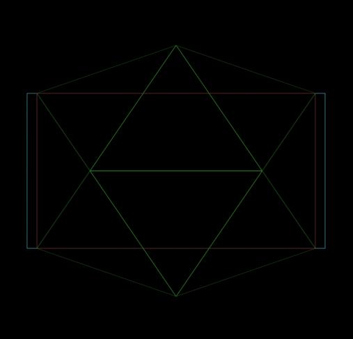 front icosahedron