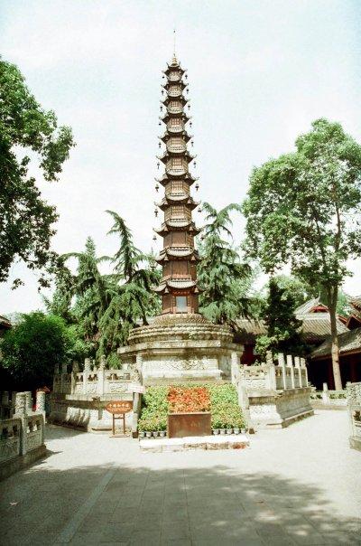 Thousand Buddhas Pagoda