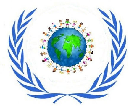 united nations department Of peace logo