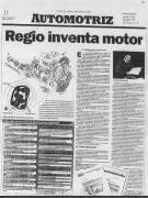 Gearturbine El Norte Newspaper Automotriz El Norte saturday 20 Feb 1993. Monterrey MX.jpg