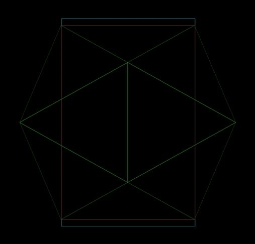left icosahedron