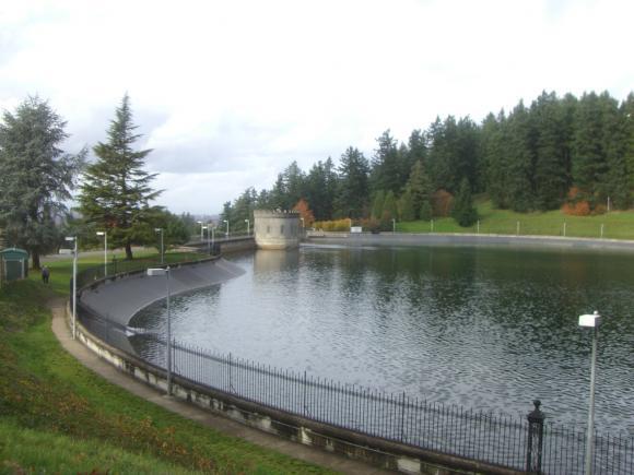 Mt. Tabor Park, Portland, OR